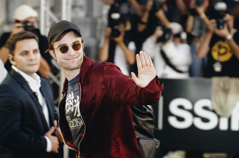Robert Pattinson. Foto: Santiago Farizano