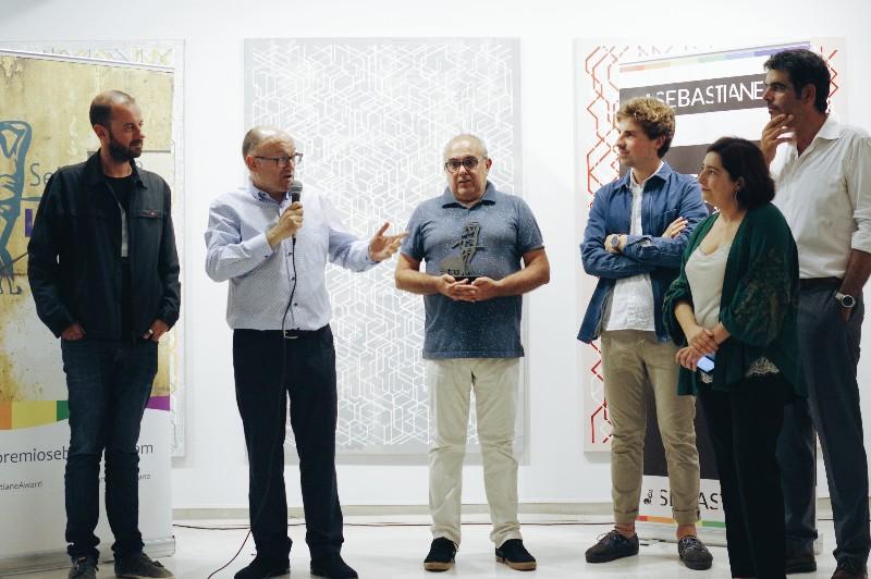 Entrega del 19 Premio Sebastiane. Foto: Santiago Farizano