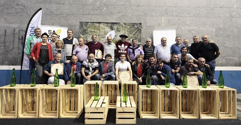 VI Concurso de Sidras de Euskal Herria.