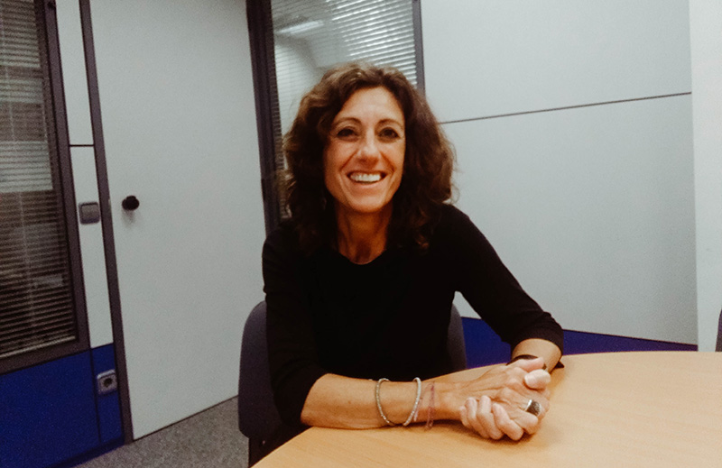 Lourdes Lázaro. Foto: A.E.