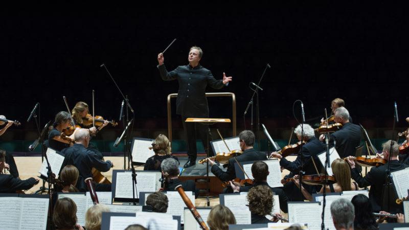 Orquesta Sinfónica de la BBC.