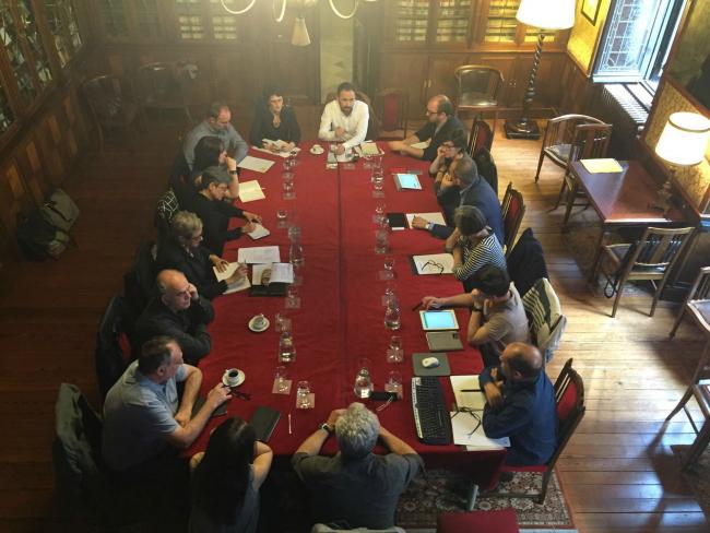 Imagen de archivo del Consejo de las Artes y la Cultura. Foto: Diputación
