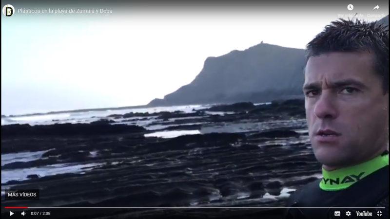 Captura del vídeo de Oier Bartolomé.