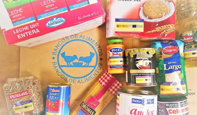 Foto: Banco de Alimentos Gipuzkoa.