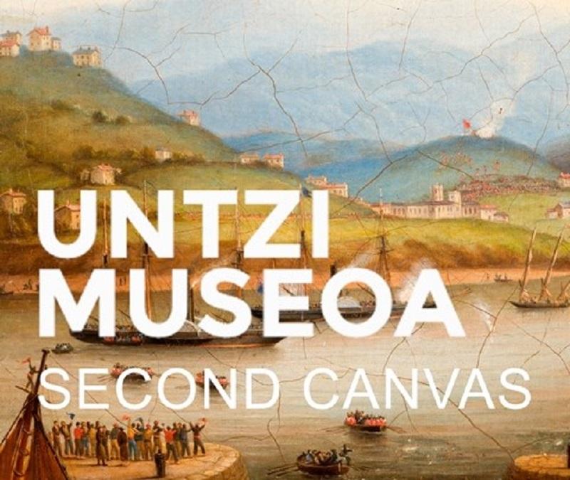 La App Untzi Museoa de Second Canvas, para conocer cada cuadro desde mucho más cerca. Foto: Untzi Museoa.