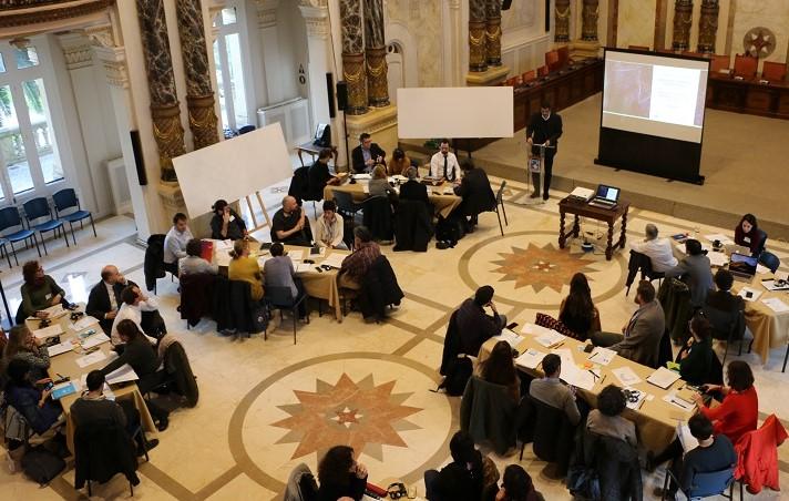 Inauguración del seminario internacional de Big Data de Donostia. Foto: Ayto.