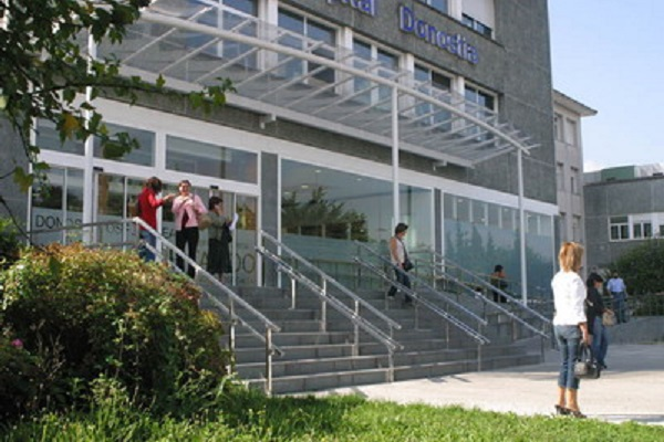 Hospital Universitario Donostia. Foto: Osakidetza.