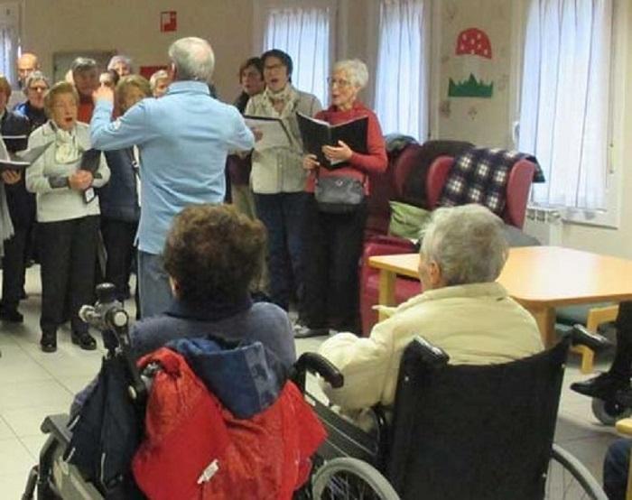 Residencia de ancianos. Foto: personamayor.org.
