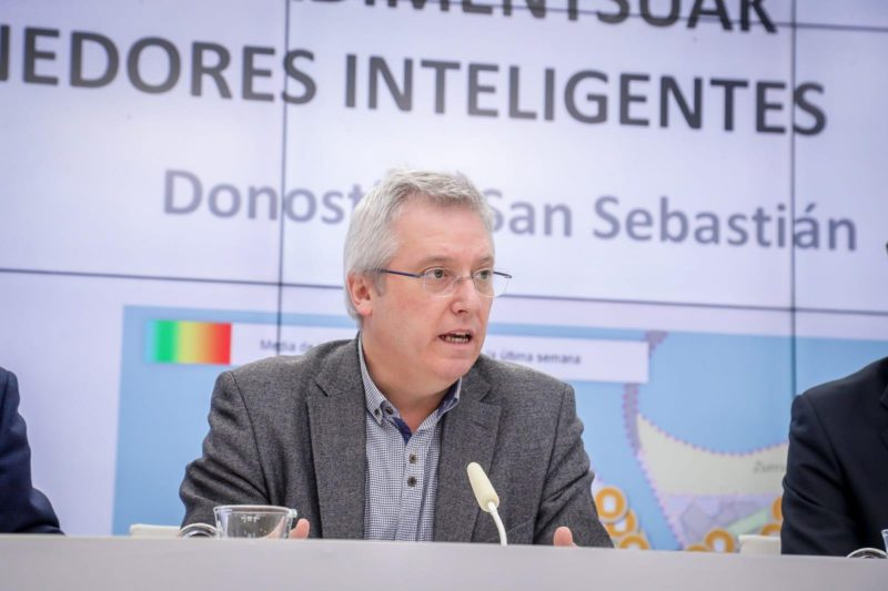 José Ignacio Asensio en imagen de archivo. Foto: Diputación