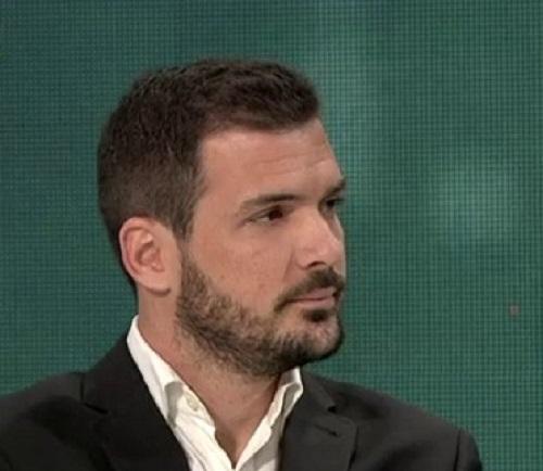 Eduardo Garzón, economista. Foto: La Sexta.