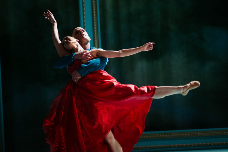 Marie-Antoinette. Malandain Ballet. (Santiago Farizano)