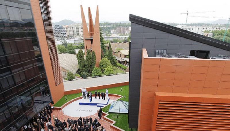 Campus donostiarra de la Universidad de Deusto. Foto: Deusto.