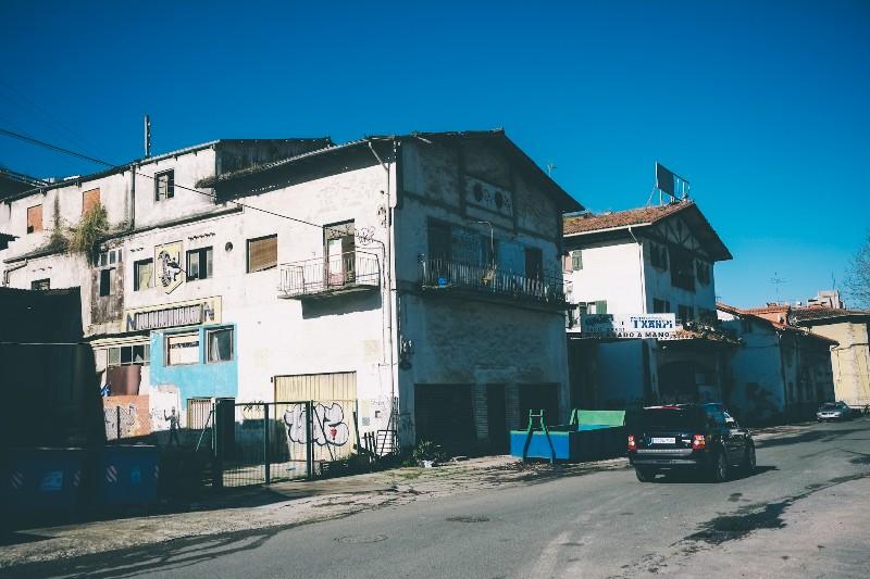 El Infierno. Foto: Santiago Farizano