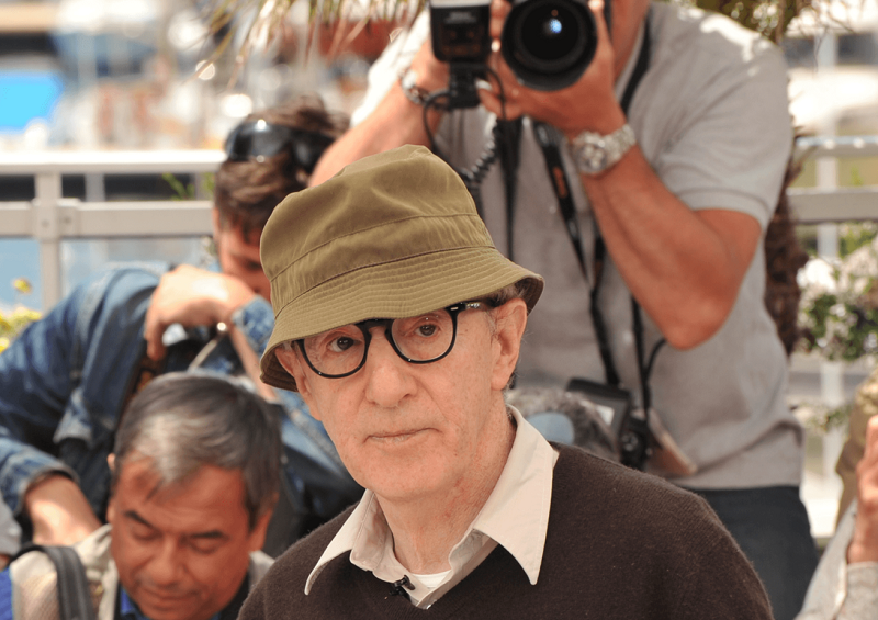 Woody Allen. Foto: The Daily Dot.