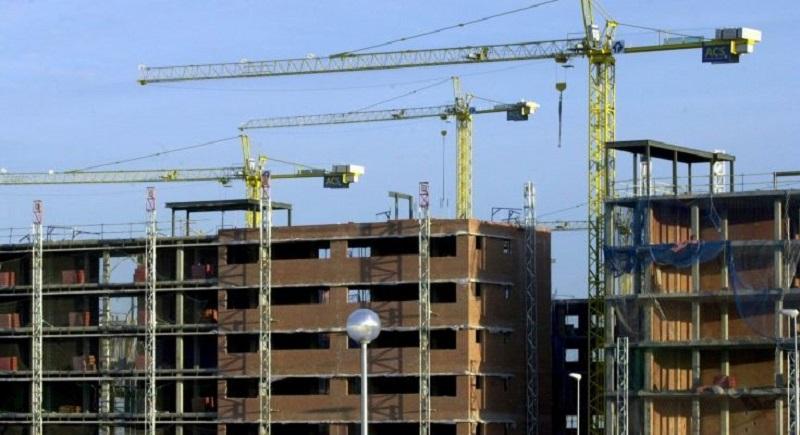 Viviendas en construcción. Foto: Centro Urbano.