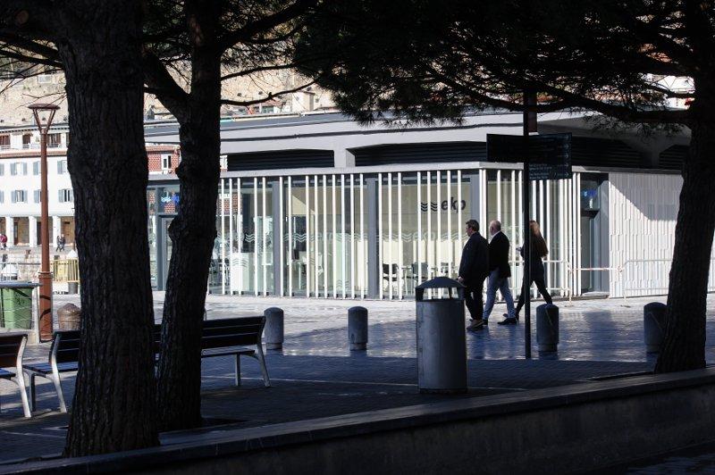 El portaviones. Foto: Gobierno vasco