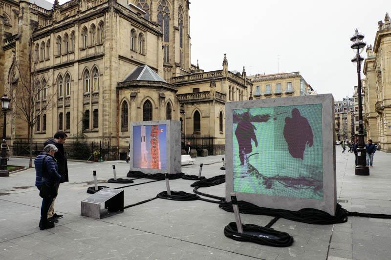 Exposición 'El Sueño. De la idea al proyecto'. Fotos: Santiago Farizano