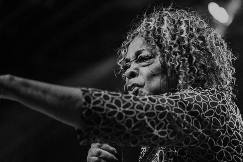 Thelma Jones. Fotos: Santiago Farizano