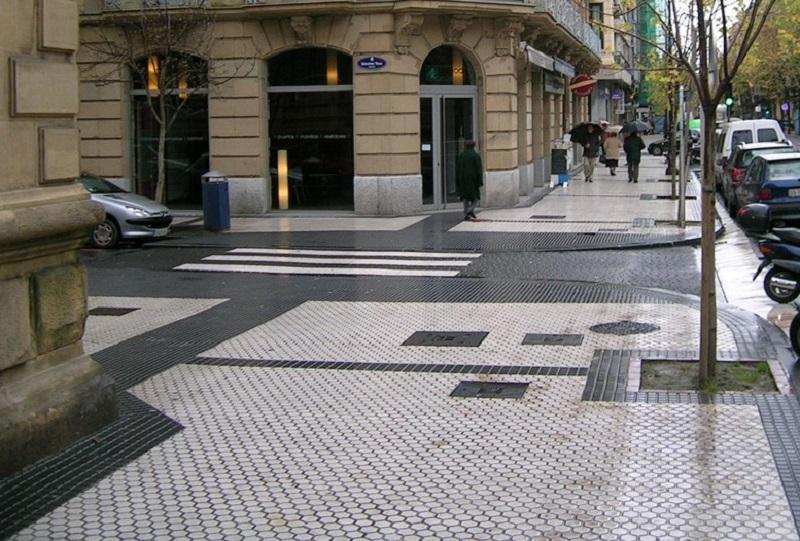 Calle Urbieta, sede del altercado. Foto: Urbycolan.