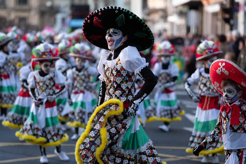 Foto del Carnaval 2019: Santiago Farizano