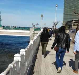 goteo 300x287 - Propuesta: Rejillas para que la porquería no caiga al mar y al río en Donostia