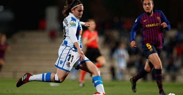 La Real ha dado la cara, pero enfrente había demasiado equipo. Foto: Real Sociedad.
