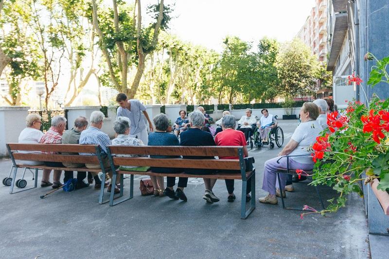 En Sanmarkosene (Hondarribia) se ofrecerán tres plazas más. Foto: Sanmarkosene.