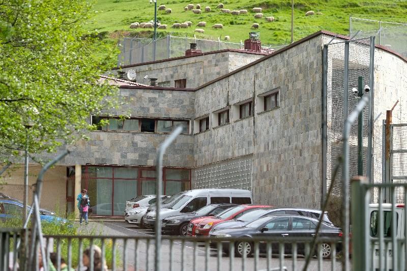 Centro Ibaiondo. Foto: Santiago Farizano