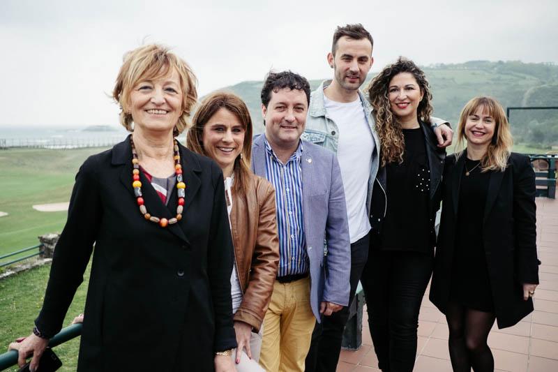 Presentación del Cabreiroá Pro Zarautz, Basque Country, presented by Oakley. Foto: Santiago Farizano