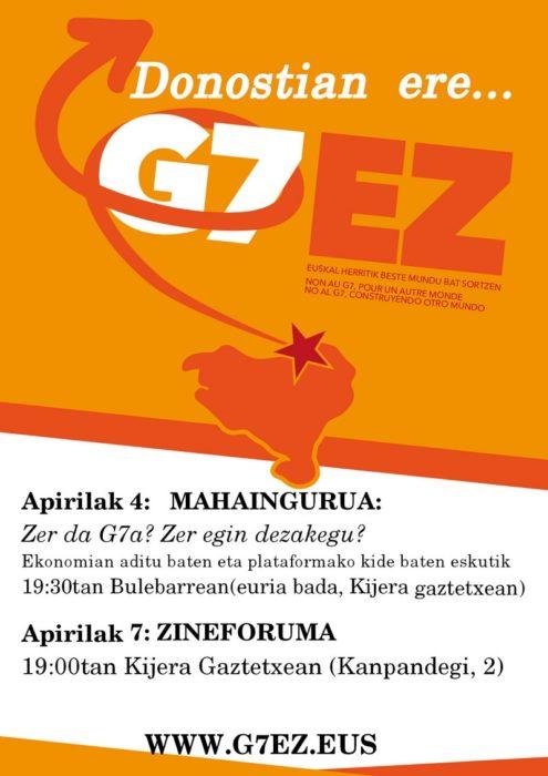 Irudia: G7 EZ.