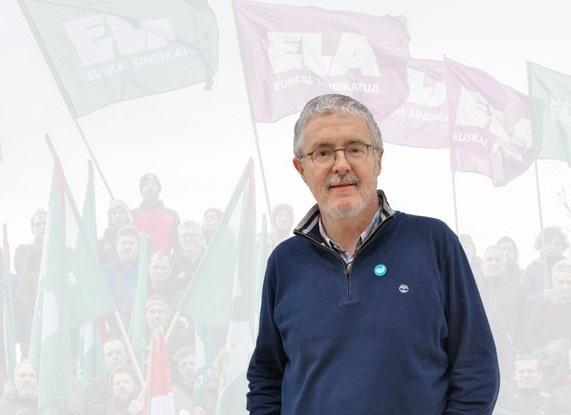 Adolfo 'Txiki' Muñoz. Foto: ELA.