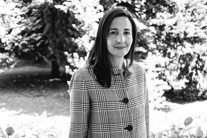 Nerea Ibáñez, presidenta de Aspegi. Foto: Santiago Farizano