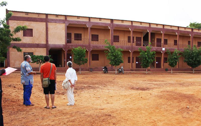 Centro Don Bosco en Burkina Faso. Foto: Solidaridaddonbosco.org