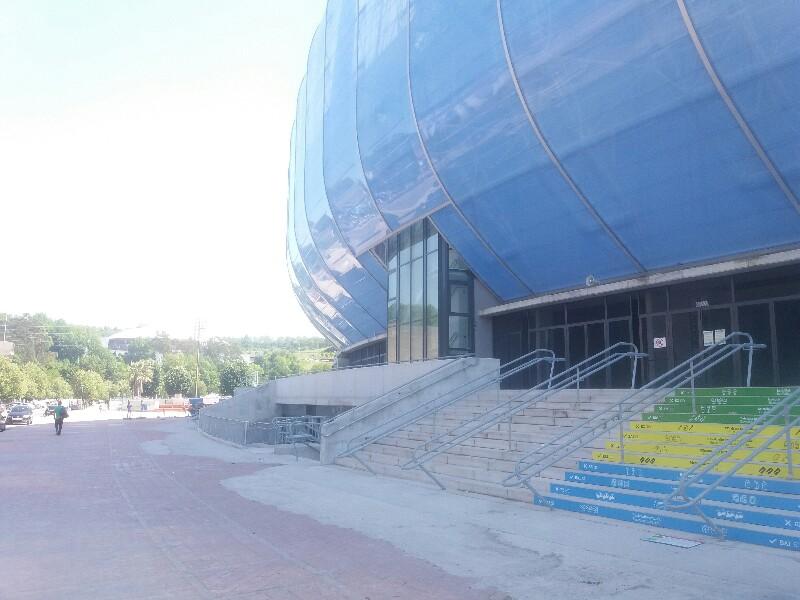 Estadio de Anoeta. Foto: Santiago Farizano
