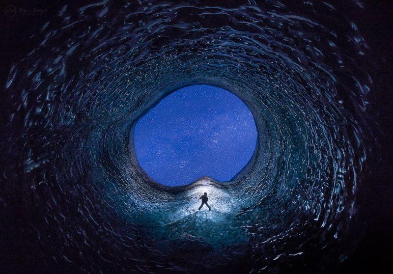 The final frontier de Paul Zizka. Una de las imágenes galardonadas el pasado año.