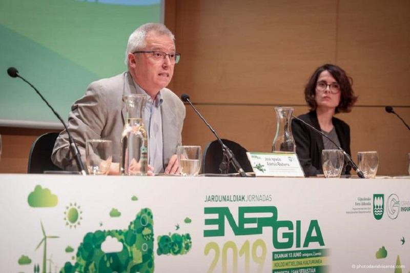 El diputado en funciones José Ignacio Asensio. Foto: Diputación