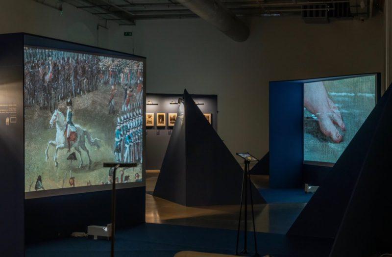 Imagen de la exposición. Foto: Second Canvas
