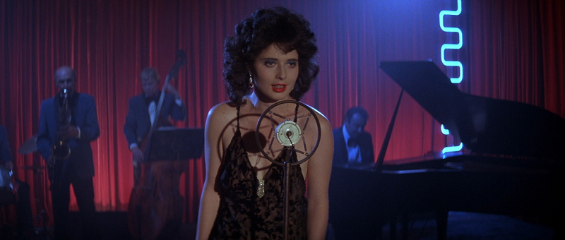 'Blue Velvet' de David Lynch.