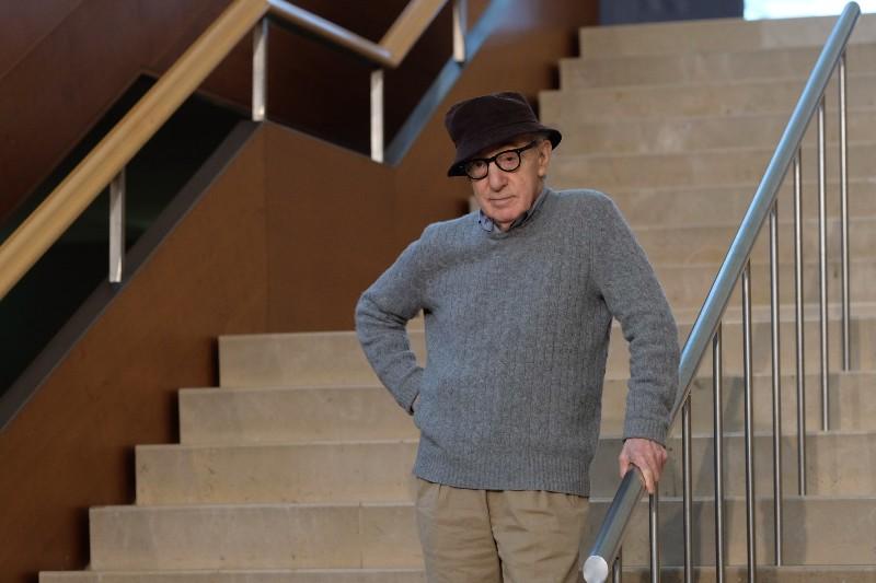 Woody Allen en el Kursaal. Fotos: Santiago Farizano