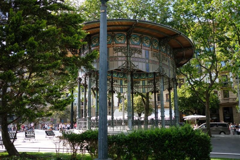 Quiosko del Boulevard. Foto: Santiago Farizano