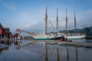 Getaria6 300x200 - Getaria y el mundo de la navegación se rinden ante la figura de Elcano