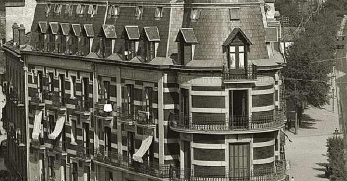 Una de las imágenes de 'La ciudad que perdimos'.