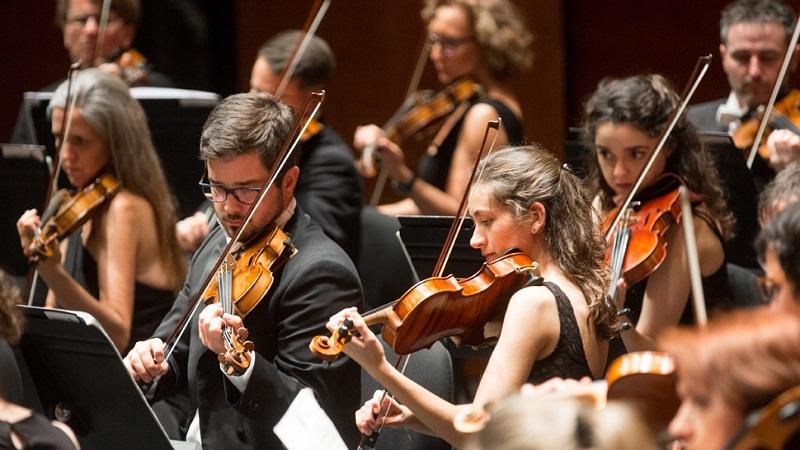 Euskadiko Orkestra Sinfonikoa.