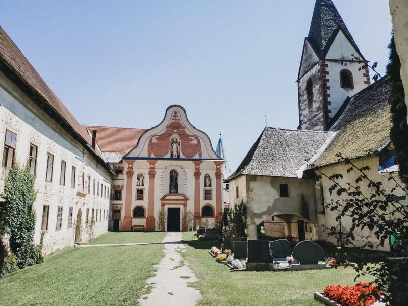 Monasterio de Griffen.