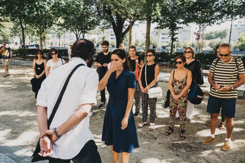 Imagen de una visita el pasado año. Foto: Santiago Farizano