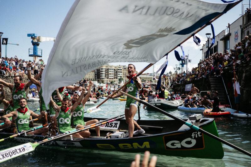 Hondarribia tiene mucho para celebrar. Fotos: Santiago Farizano