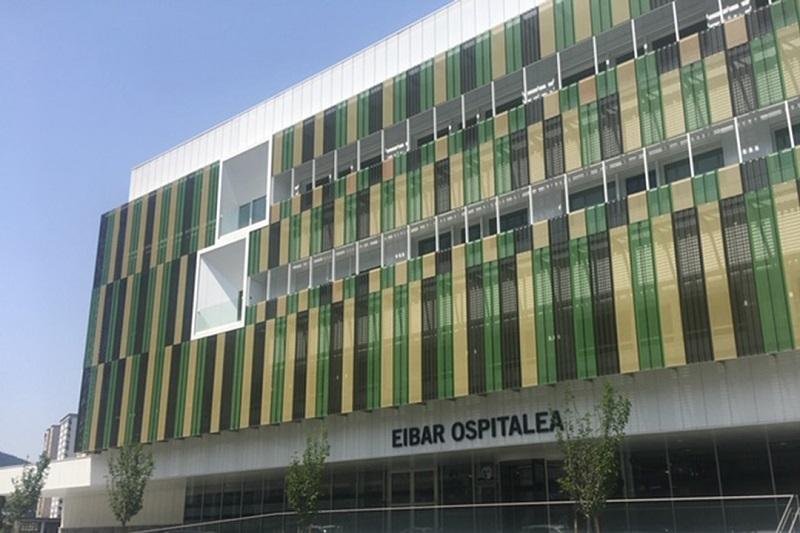 Hospital de Eibar. Foto: Osakidetza.