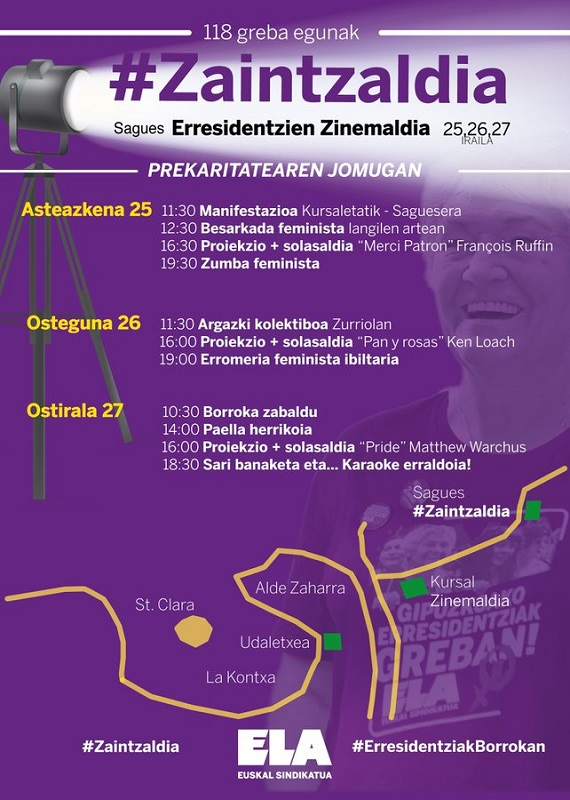 Foto: Erresidentziak Borrokan (vía Twitter).