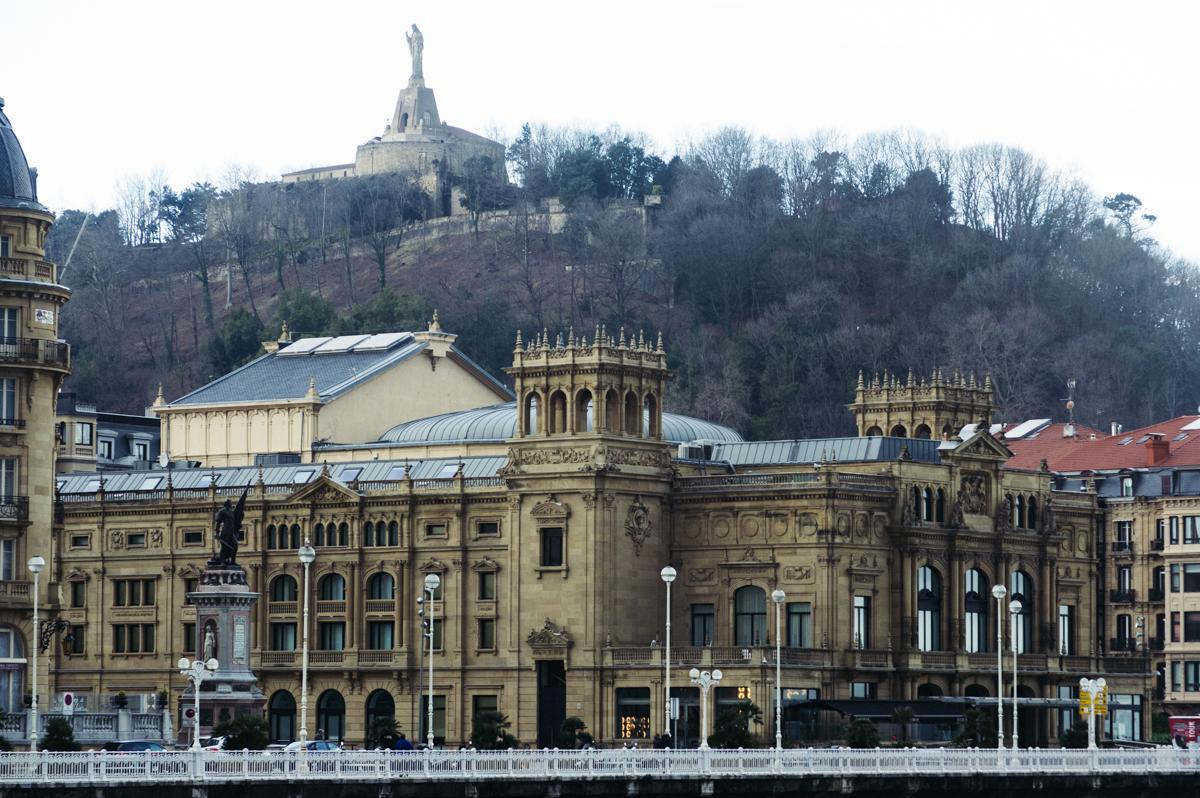Teatro Victoria Eugenia. Fotos: Santiago Farizano