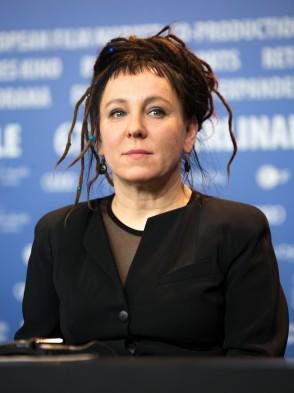 Olga Tokarczuk. Foto: Martin Kraft